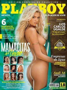 Kristen Nicole Playboy México Especial Verano Peligroso [PDF Digital] | FamosasMex