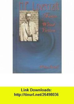 H.P. Lovecraft William Schoell ,   ,  , ASIN: B001HUCZCI , tutorials , pdf , ebook , torrent , downloads , rapidshare , filesonic , hotfile , megaupload , fileserve