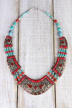d10dabfbe 7 mejores imágenes de joyas tibetanas | Tibetan jewelry, Jewelry y ...