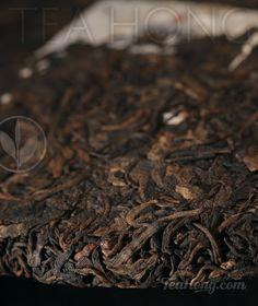 Bulang Old Tree 2011 – Tea Hong Tea Varieties, Yixing Teapot, Exotic Plants, Little Flowers, Growing Tree, Sun Dried, Raw Materials, Tea Pots, Raw Material