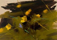 Buttercups composition Sold