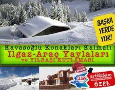 Kastamonu Kavasoğlu Konakları Kalmalı Ilgaz-Araç Kültür-Doğa Ve Yılbaşı Turu 1Gece 2 Gün 31 Aralık 2013 - 01 Ocak 2014 - ankara çıkışlı kony...