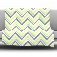 Ideal by CarolLynn Tice Fleece Throw Blanket
