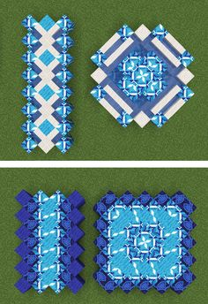 As to respect the rules of r/minecraft I'll be posting my designes on my personal page from now :D : trepybitch Minecraft Floor Designs, Minecraft Pattern, Minecraft Banner Designs, Minecraft Blocks, Minecraft Banners, Minecraft Room, Minecraft Construction, Minecraft Tutorial, Minecraft Blueprints