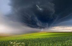 Stunning landscapes by Franz Schumacher