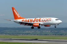 The EasyJet offers budget (low cost) flights to Paris' main airport Which is Charles de Gaulle airport , Paris from London.
