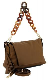 !!!Gianni Chiarini Überschlagtasche Cuioi braun Designergriff Rind, Designer, Bags, Fashion, Sachets, Handbags, Leather, Moda, La Mode