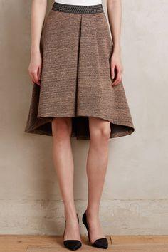 Glistened Sweater Skirt - anthropologie.com