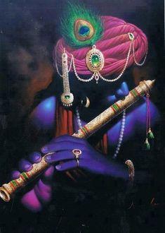 krishna :- the saver of world by on deviantART soooooooooo gud Lord Krishna Images, Radha Krishna Pictures, Radha Krishna Photo, Krishna Art, Krishna Tattoo, Hare Krishna, Krishna Leela, Jai Shree Krishna, Shri Hanuman