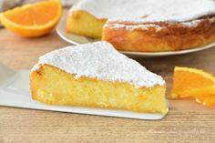 This delicious and creamy orange cake recipe (receita de bolo cremoso de laranja) is very easy to make. Orange Jam Recipes, Recipes With Fruit Cocktail, Food Cakes, Cake Recipes, Snack Recipes, Dessert Recipes, Cooking Recipes, Coconut Custard Cake Recipe, Eggnog Recipe