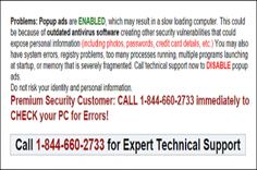 Remove 1-844-660-2733 Pop-Ups from Computer: Full removal guide | Remove Malware Guide