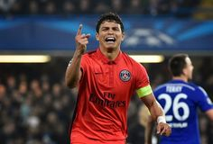 Blog Esportivo do Suíço:  Liga dos Campeões - Oitavas de final: Zaga brasileira marca, e PSG, com um a menos, tira Chelsea