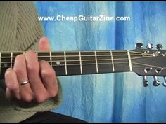 Free Acoustic Guitar Lessons Beginners Chords