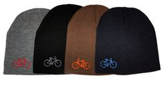 Bicycle Beanie – Pedal Pushers Club