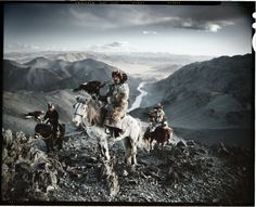 The Kazakh People of Kazakhstan, photographed by Jimmy Nelson in Before They Pass Away