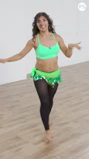 Hip-Hop Tabata Workout Prepare for this belly dance workout! Sexy Back, Hiit Benefits, Dance Workout Videos, Belly Dance Workouts, Dance Videos, What Is Hiit, Tabata Workouts, Tabata Training, Dumbbell Workout