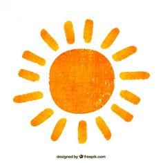 Sun #freepik