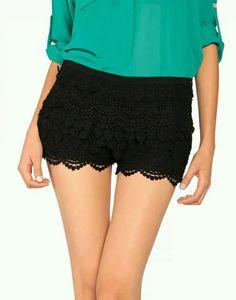 Amazing short lace
