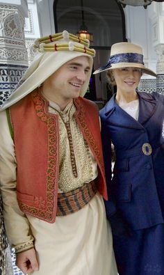 Robert Pattinson & Nicole Kidman - Queen of the Desert