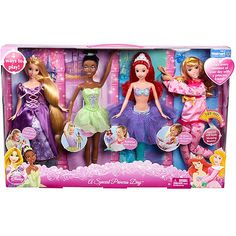 "Disney Princess ""A Special Princess Day"" Gift Set - Perfect to use with the Castle #DisneyPrincessWMT"