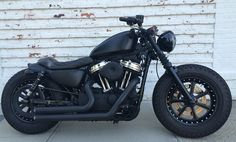 custom Harley Davidson sportster forty eight