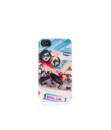 Izak Top Down Girls iPhone Cover