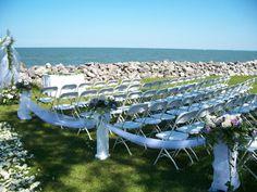 Outdoor Wedding At Sawmill Creek And Resort