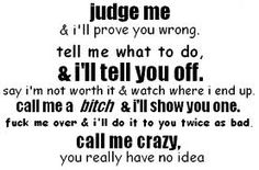 Damn, think its bad that this is totally true about me?
