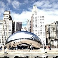 """Free Chicago: Cloud Gate and """"The Bean"""""""