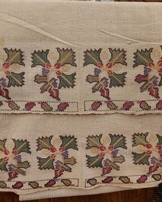 Embroidery Art, Handicraft, Ottoman, Cross Stitch, Textiles, Traditional, Rugs, Antiques, Vintage