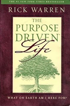 You don't have to agree w/ all of Rick Warren's spiritual viewpoints to find spiritual wisdom in this book.
