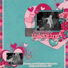 Made with Aprilisa Designs Grab Bag Nothing but Love http://store.gingerscraps.net/...othing-But-Love.html