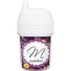 Halloween Baby Sippy Cup (Personalized)