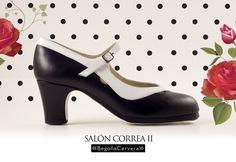 Salón Correa II www.begonacervera.com Flamenco Shoes, Dance Shoes, Character Shoes, Boots, Womens Fashion, How To Wear, Shoes, Dancing Shoes, Shoes Sandals