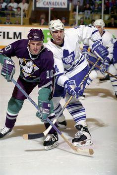 Dave Andreychuk, Toronto Maple Leafs