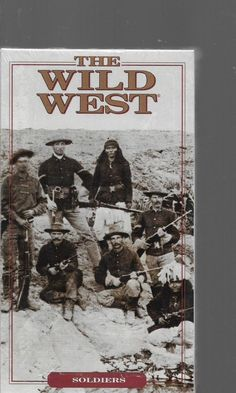 The Wild West Soldiers Time Life VHS