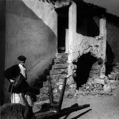 La Sardegna rurale scomparsa nelle foto di Vico Mossa
