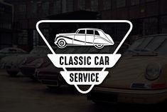 Car Badge & logo #vintage #car #badge #classic