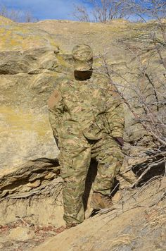 Tiger stripe multicam