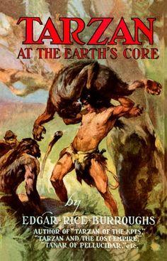 Edgar Rice Burroughs - Tarzan Series