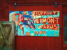 Support Vermont Farms