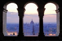 Budapest, Hungary - My brother-in-law is Hungarian : )