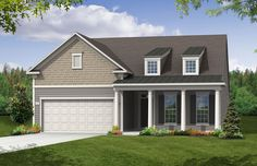Vernon Hill | New Home in Rivermist - Harbor Collection | Pulte Homes