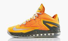 """Nike LeBron 11 Low """"Atomic Mango"""""""
