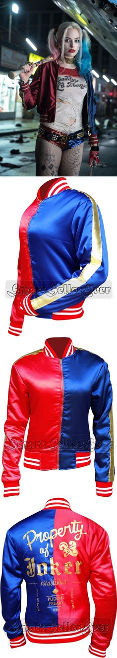 Exclusive Offer from Smart Seller New Outfit in Girls Fashion. Margot Robbie Suicide Squad Harley Quinn Jacket. Margot Robbie Worn this Stylish Jacket in Hollywood Blockbuster Movie Suicide Squad as Harley Quinn. Made from Satin Fabric. Available at Our Online Store.  #margotrobbie #suicidesquad #harleyquinn #movies #halloween #lovers #fans #sexy #stylish #costume #amazing  #shopping #parties #casual #love #gifts #beautiful #wear #femalejackets #awesome #clubs #nights #season #famous…