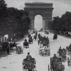 Paris dans la 19e siécle