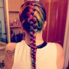 Farbenfrohe Haare | Webfail - Fail Bilder und Fail Videos