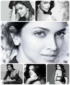 #DeepikaPadukone black and white photoshoot #Celebrity