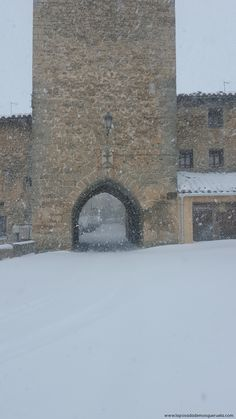 Mosqueruela #Teruel nevada