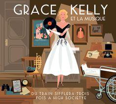 Grace Kelly on Behance